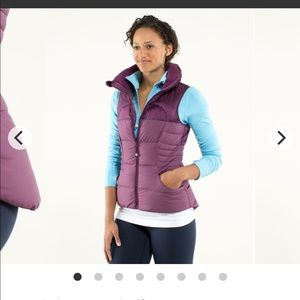 Lululemon Fluffin Awesome Vest